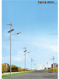 风光互补太阳能路灯01
