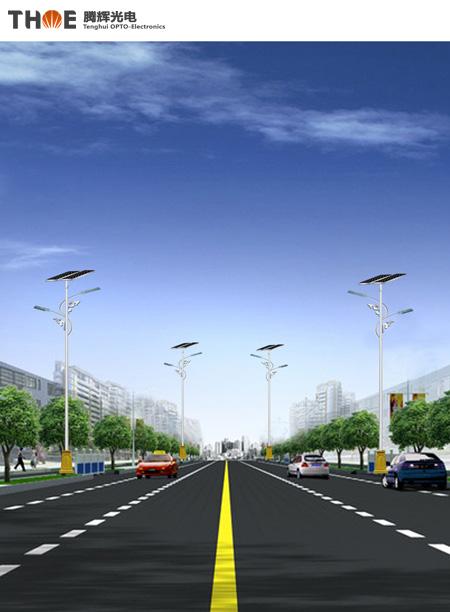 城市道路LED路灯照明05