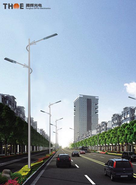 城市道路LED路灯照明10