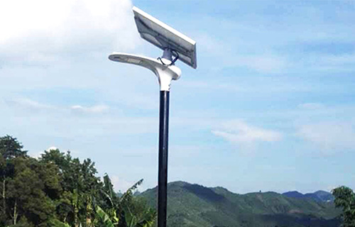 太阳能LED路灯的优势与发展前景展望